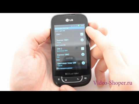 Обзор LG P698 Dual Sim