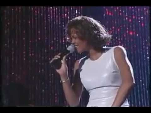 Whitney Houston - Why Does It Hurt So Bad LIVE