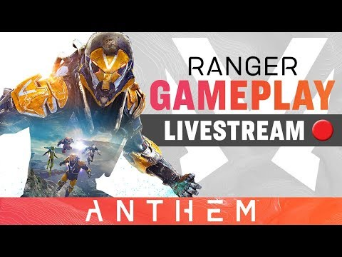 Ranger Javelin Gameplay – Anthem Developer Livestream from January 17