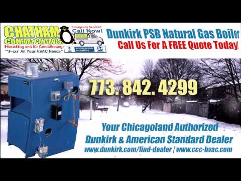 Dukirk PSB 150, 000 BTU Boiler Installation | Chatham Comfort Controls Heating & Air Conditioning