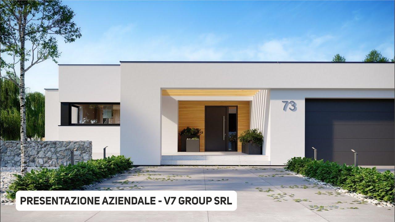 Modelli Di Case Da Costruire ville moderne di v7 group - migliori case in stile moderno