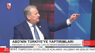 Erdoğan ve ailesinin mal varlığı neden maddeler arasında? / Türkiye Nereye - 1. Bölüm - 19 Ekim