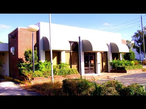 Abandoned Bank Of America (New Port Richey FL)