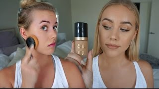 Too Faced Born This Way Foundation | First Impressions REVIEW