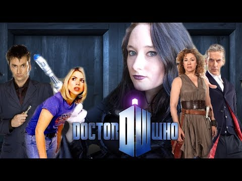 My Top 5 Doctor Who Episodes! | Amy McLean