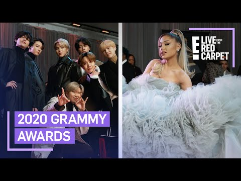 Best of Glambot: 2020 Grammys  E Red Carpet & Award Shows