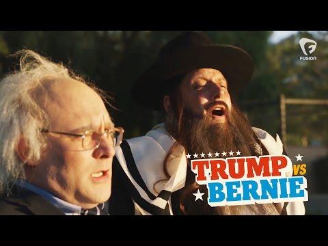 Bernie and the Rabbi • Trump VS Bernie