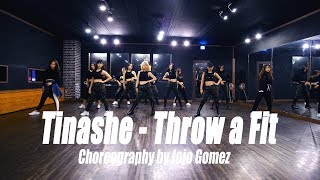 경주댄스학원/댄스타운학원/Tinashe - Throw a Fit - Dance Choreography by Jojo Gomez