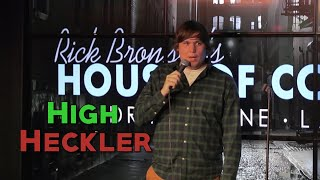 The High Project Manager Drew Dunn Standup Comedy