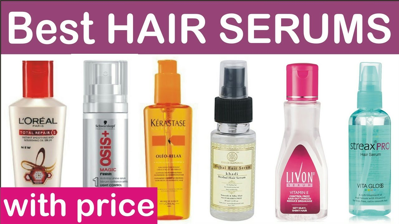 photo Hair Serums – What Are They Why To Use Them