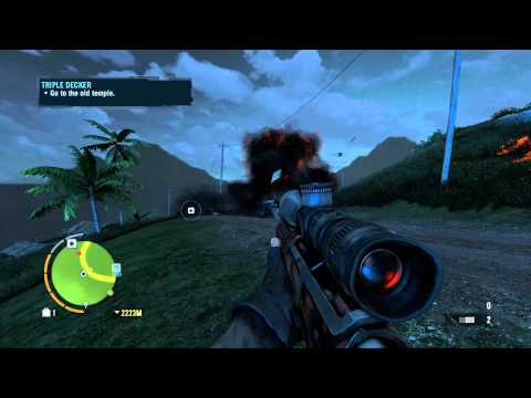 AMR Sniper Rifle: Far Cry 3