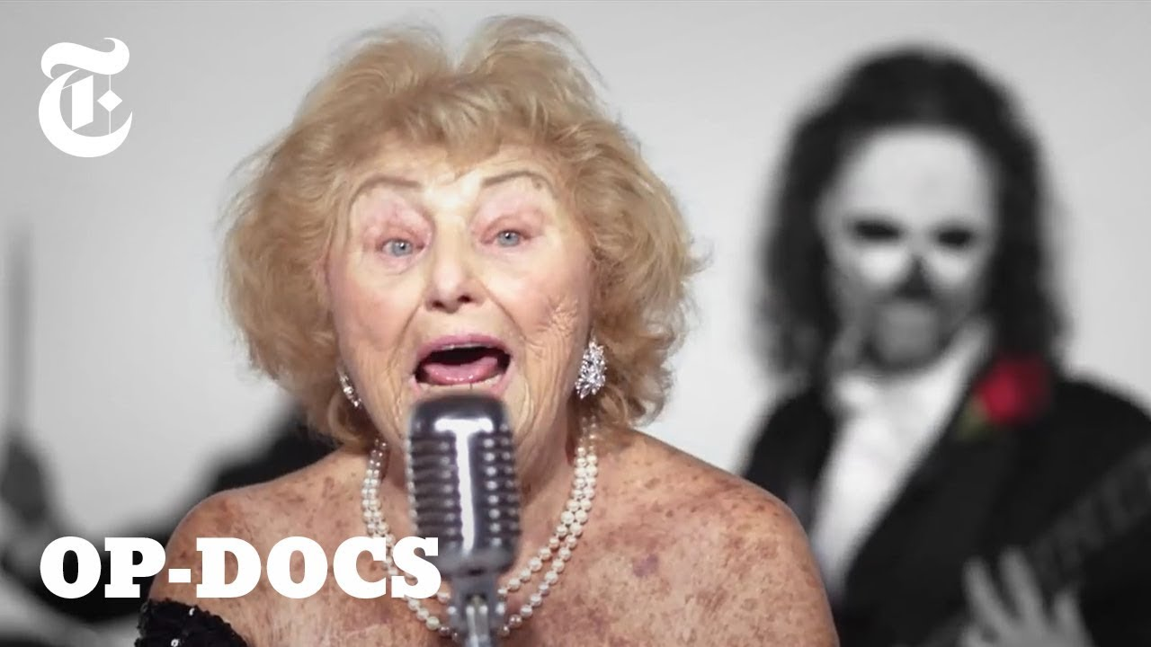 How a Holocaust Survivor Became 'Death Metal Grandma' | Op-Docs