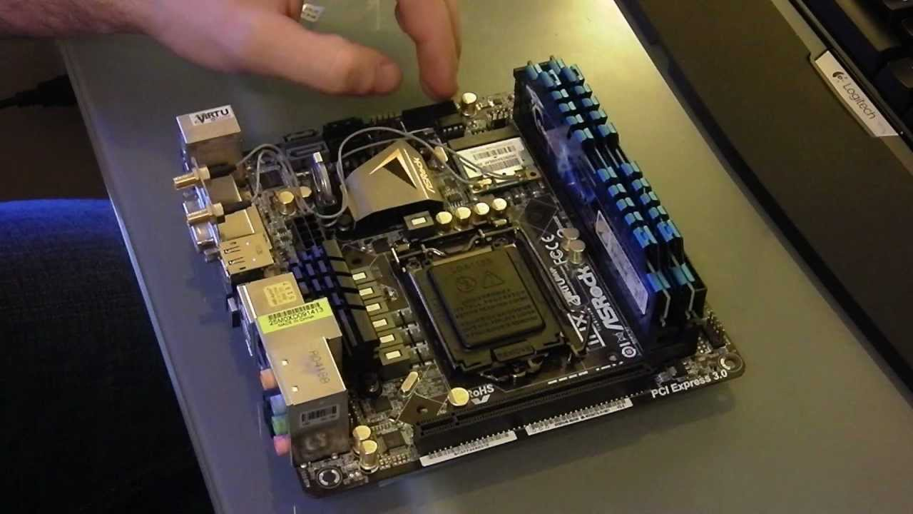 Tutorial: How to replace the BIOS chip in a computer motherboard