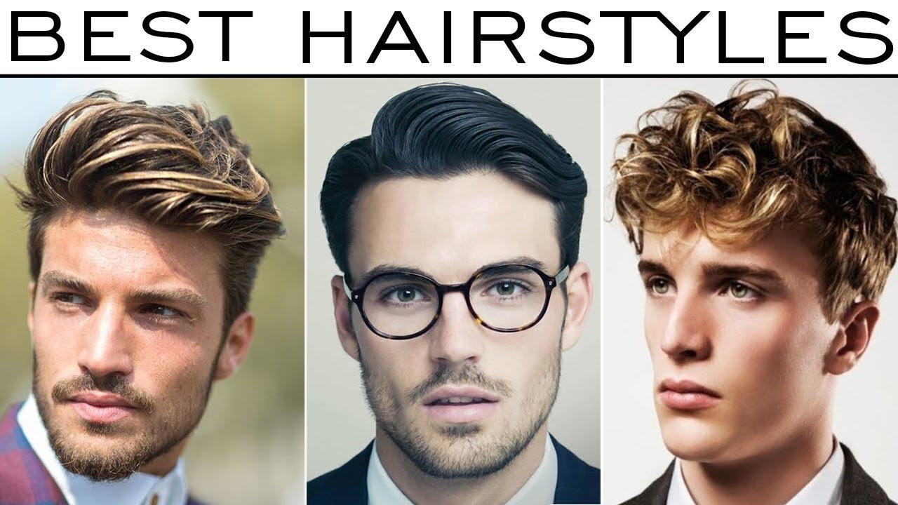 Best Hairstyles For Men 2017-2018-Most Attractive Men's