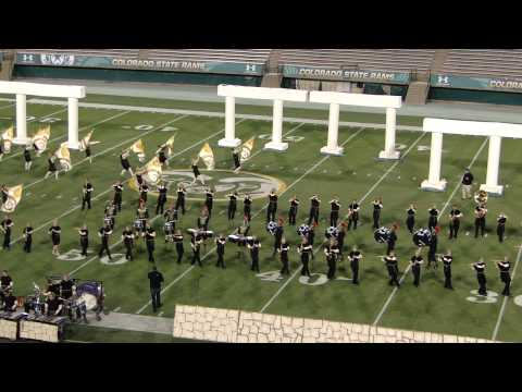 Arapahoe Warrior Marching Band - 2013 State Competition Finals (Select 1080 HD)