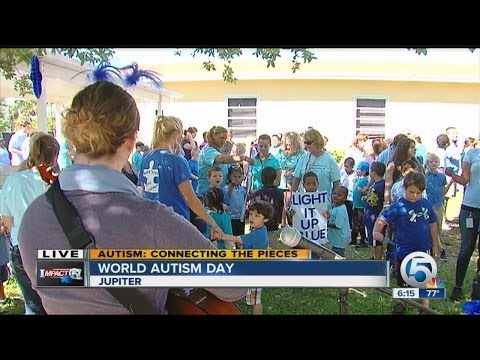 Renaissance Learning Center marks World Autism Awareness Day