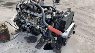ตำนาน ลั่นลั่น 6BG1 Turbo Inter 210ps เก่าญี่ปุ่น