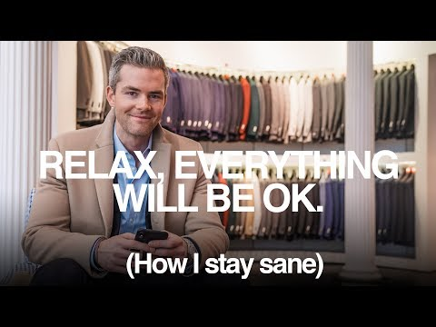 How to stay calm in New York City | Ryan Serhant Vlog #55