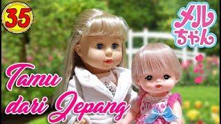 #35 Tamu dari Jepang - Boneka Walking Doll Cantik Lucu -7L | Belinda Palace