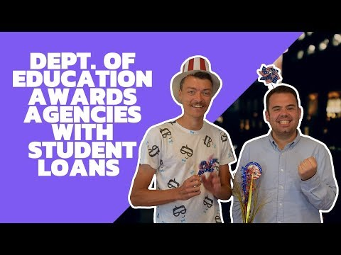 Debt Collection 101: Episode 23 -  Dept. of Education Awards Contracts to Collectors