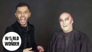 TRANSFORMATONS: Adriana Le Glam & James St. James