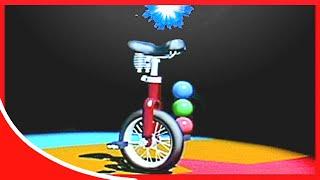 мультфильм Disney - Звезда цирка | Короткометражки Студии PIXAR [том1]|Мультик о велосипеде и мечтах