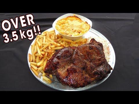 Undefeated English Steak Challenge near Manchester!!