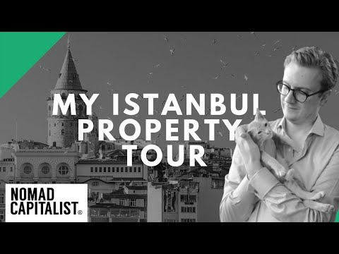 My Tour of an Istanbul Apartment for Sale + Turkish Real Estate Market