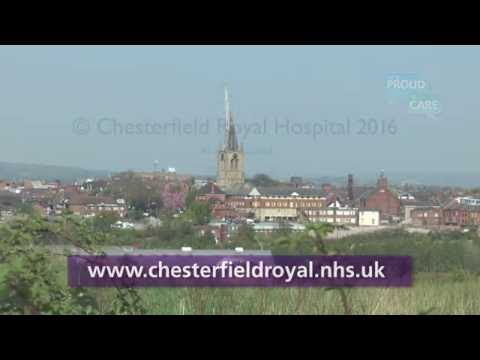 A Career at Chesterfield Royal Hospital NHS Foundation Trust