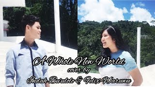 Download Mp3 A Whole New World - Ost Alladin | Cover By Indahbll & Felix Waruwu