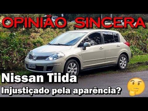 Nissan Tiida - O Carro Que Você Queria Mas Não Sabia! Ou Tinha Medo De Arriscar...