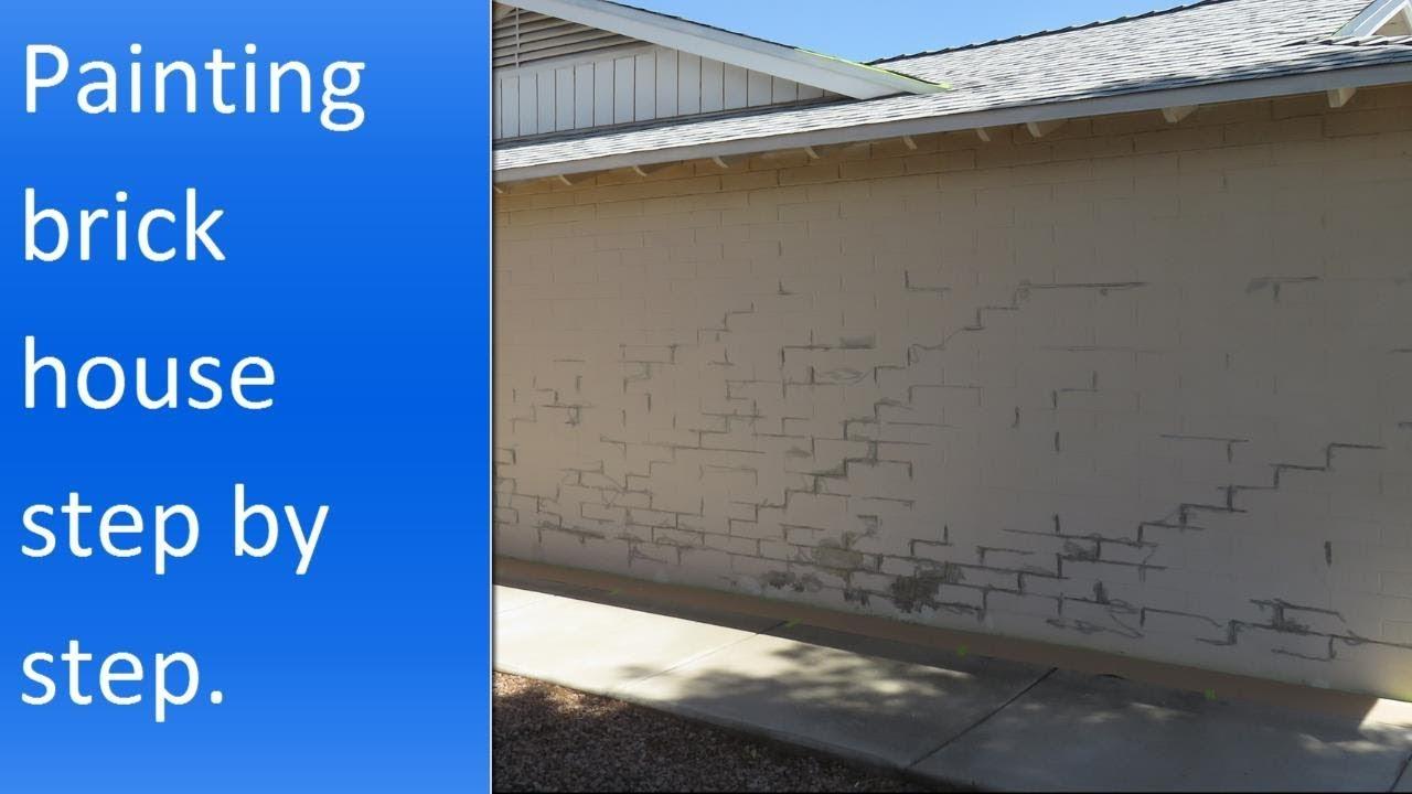 Painting Brick House Exterior