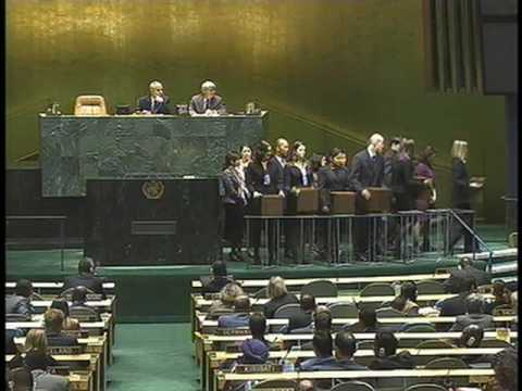 General Assembly elects 18 members to the ECOSOC