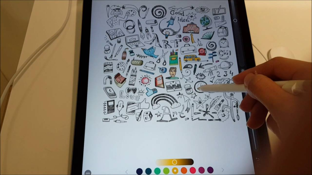Apple IPad Pro 129 With Pencil Pigment