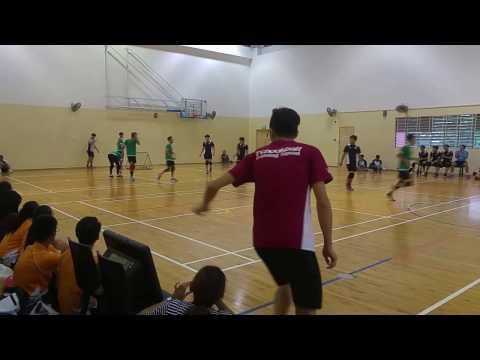 TCHOUKBALL BDIV 2017 SEMI FINALS : JVSS vs...