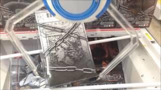 クレーンゲーム動画67 ~進撃の巨人 立体機動スペシャルフィギュア ~エレン~ + おまけ~