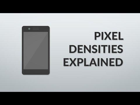 Pixel Densities Explained