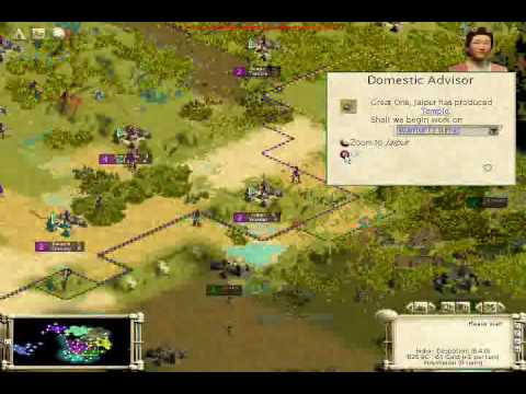 Let's Play Civilization III: Play the World -- Episode VIII