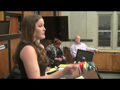 Alliance City Council April 17