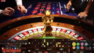LIve Foxwoods Roulette - Authęntic Gaming