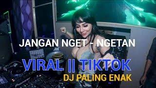 DJ VIRAL TIKTOK || JANGAN NGET - NGETAN
