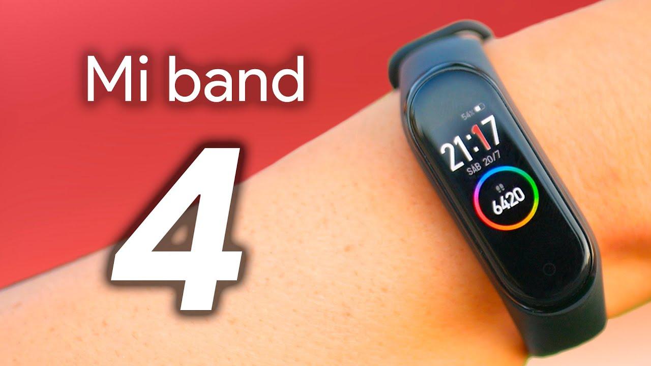 Xiaomi Mi Band 4 Lo Mejor Y Lo Peor Youtube