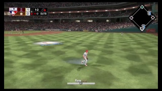 MLB 18 The Show-LA Angels of Anaheim at Houston Game 1