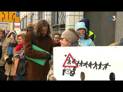 Mobilisation à Dieppe en faveur d'une famille algérienne menacée d'expulsion