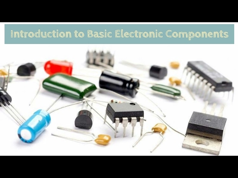 [Hindi] Introduction to basic Electronic Component || Basic Electronic Component Explained​