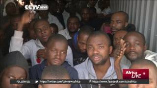 Libya urges international community to help with detained migrants