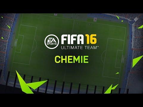 FIFA 16 Ultimate Team™ Tutorial – Chemie