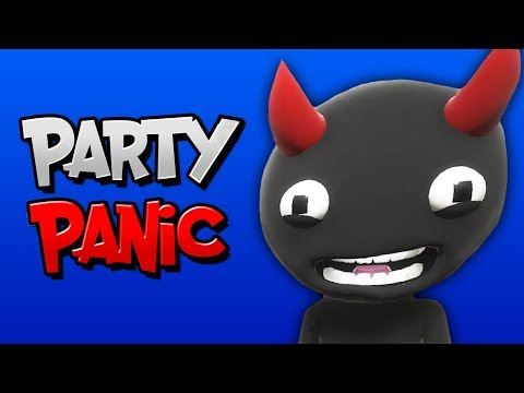 CLOSEST GAME OF ALL TIME! | Party Panic #8 (ft. Gorilla, Dracula, & Satt)