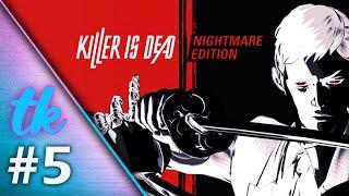 Killer is Dead (PC) - Episodio 5 - Español (1080p60fps)