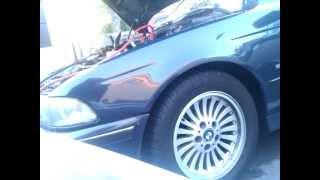 BMW 530da E39 - Moteur impossible à démarrer